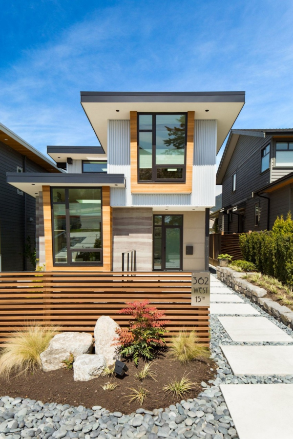 Stylish and modern house design - Adorable Home on Modern House Ideas  id=45538
