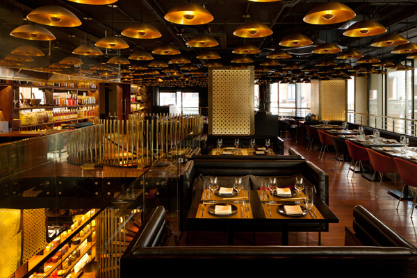 The Amazing W Hotel In London