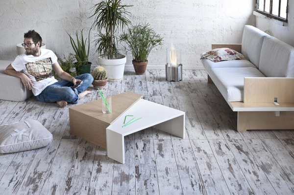 the budapest modern coffee table – adorable home