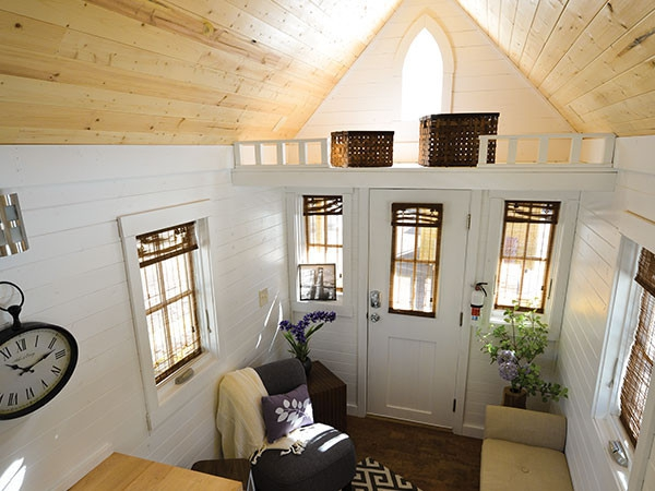Tread Lightly On The Earth With 4 Great Tiny Homes