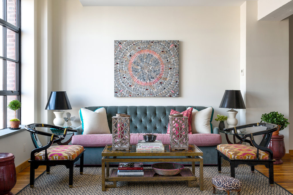 Eclectic Apartment Design An Amalgam Of Style Adorable Home