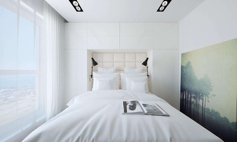 A Minimalist Guest Bedroom Space - Adorable Home on Bedroom Minimalist Design  id=94573