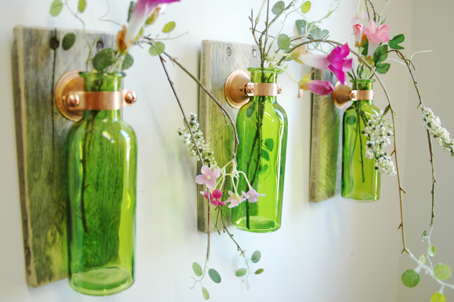 The Plus Side of Handmade Wall Décor - Adorable Home on Wall Decoration  id=97159