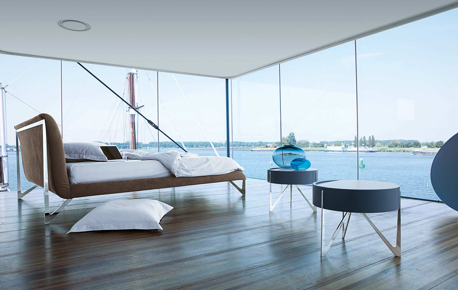 the greatest selection of bedrooms with floor-to-ceiling windows