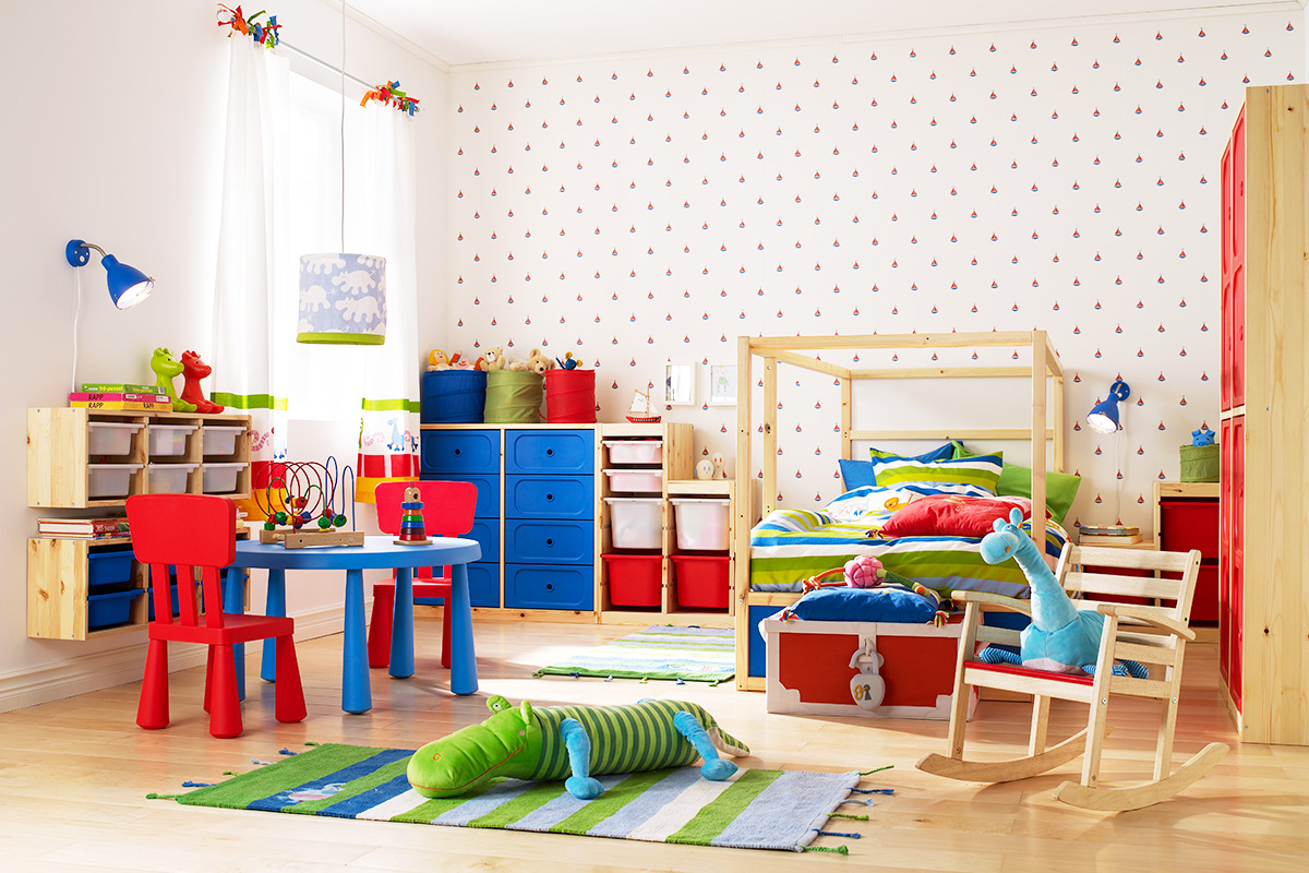 tips and tricks for a tidier children's bedroom – adorable home