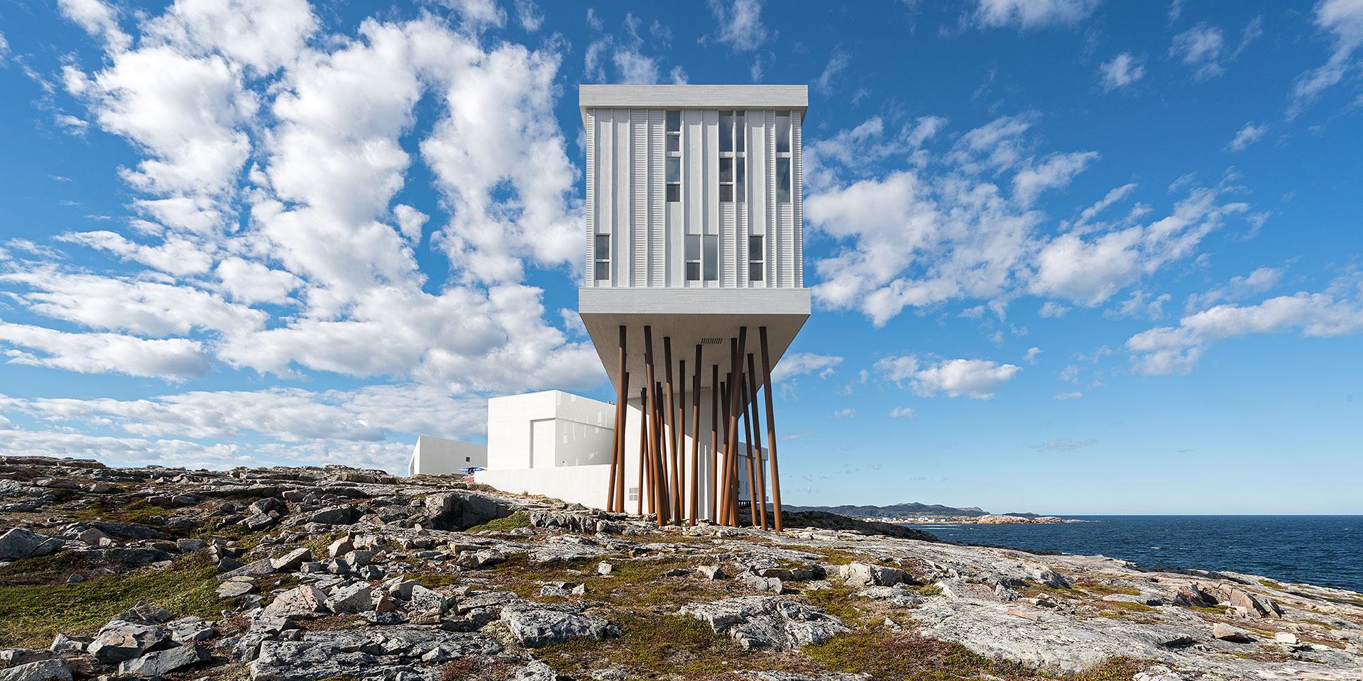 Fogo Island Inn When Modern Innovation Amp Culture Touch