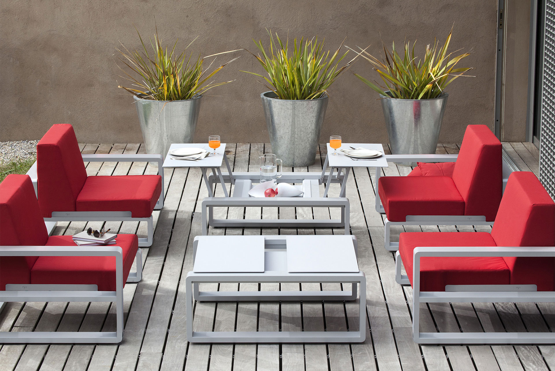Set Outdoor Table Small