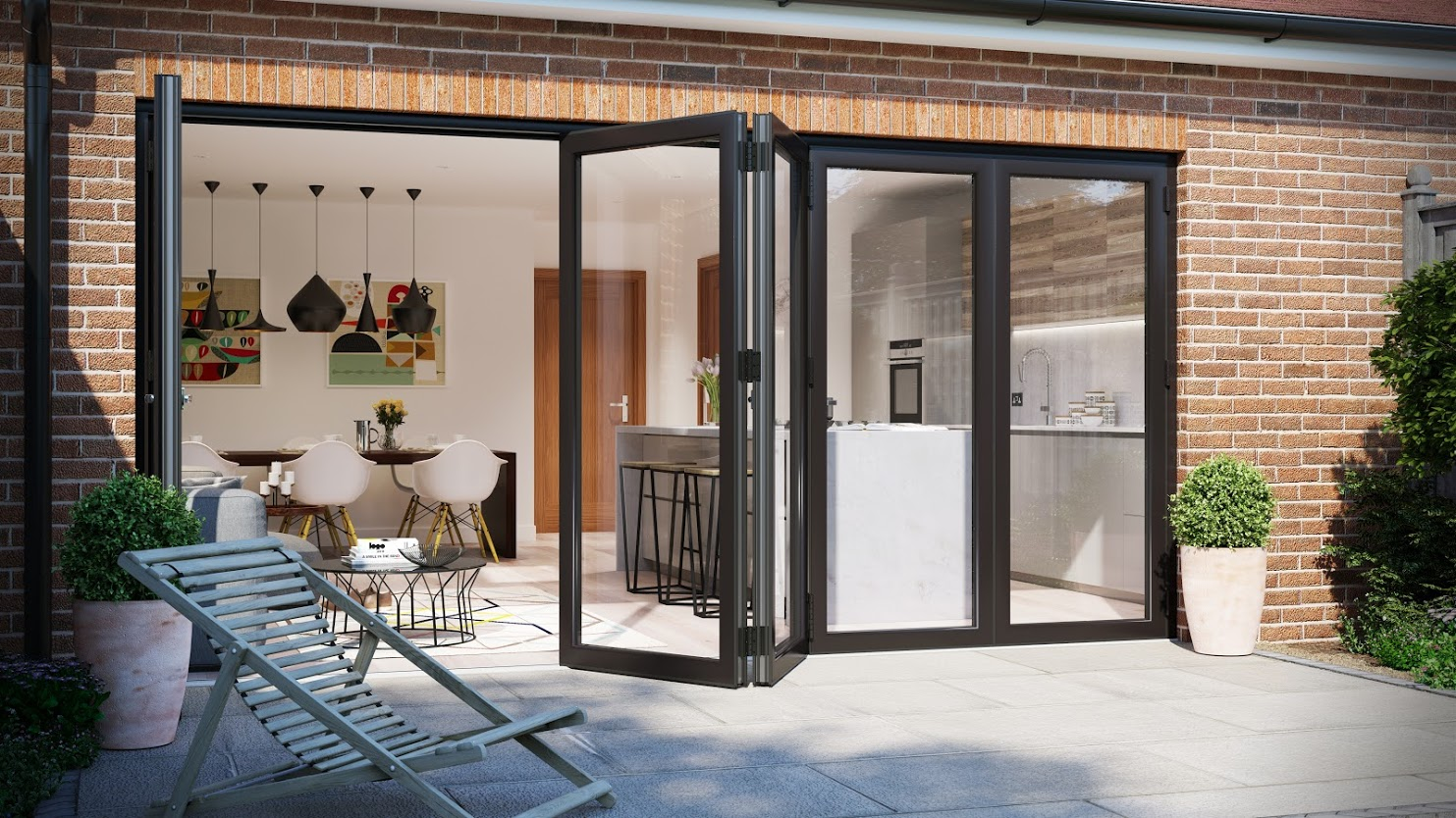 Creating a Seamless Indoor-Outdoor Transition Between ... on Seamless Indoor Outdoor Living id=46163