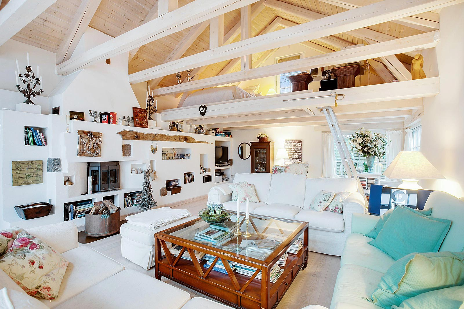 Cozy Cottage In Denmark Is A Country Lovers Dream