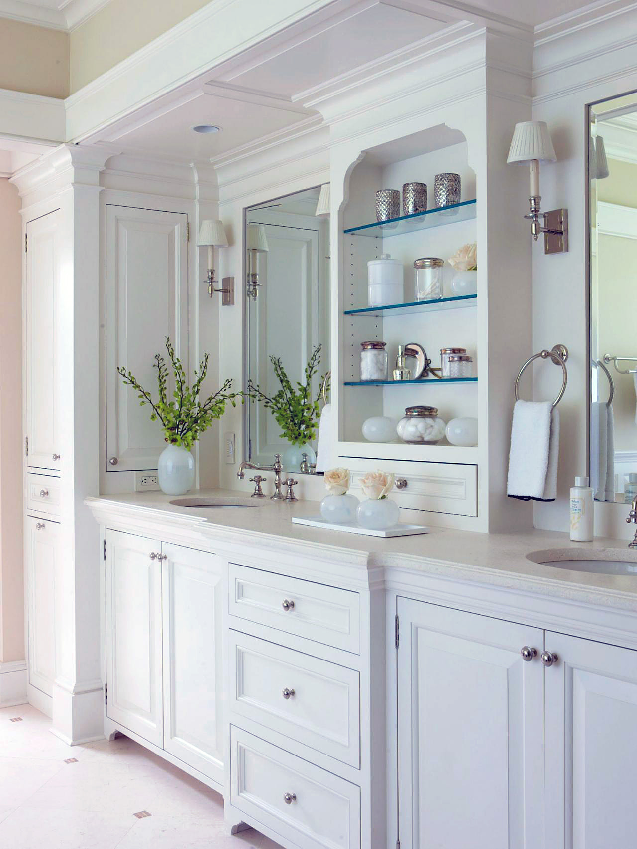 Creating a Timeless Bathroom Look - All You Need to Know ... on White Bathroom Design Ideas  id=30560