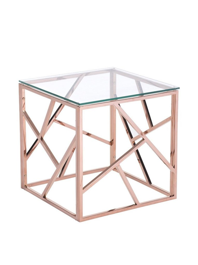 Rose Gold Home Accessories Collection Adorable Home