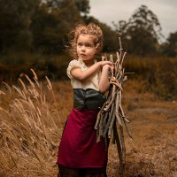 Bill Gekas' portraiture with a fine art aesthetics
