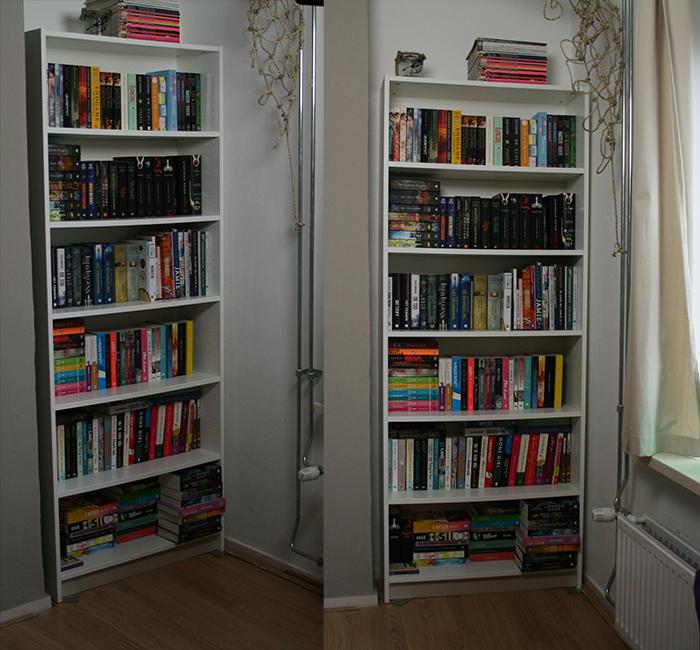 boekenkastyara