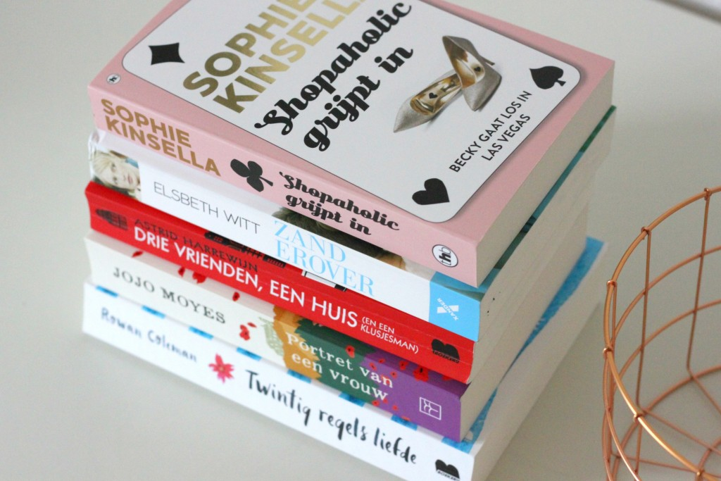 zomer-chicklit-boeken