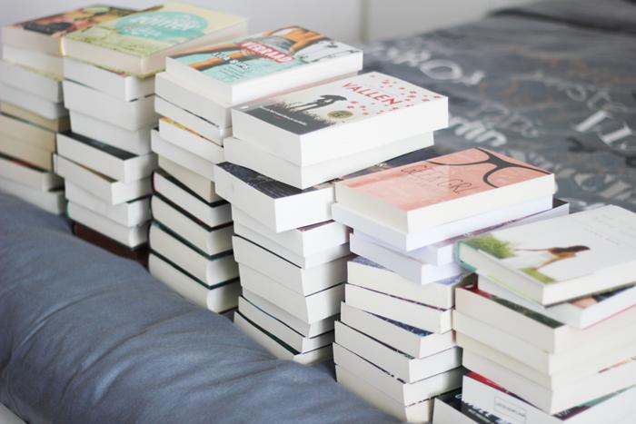 Ongelezen boeken