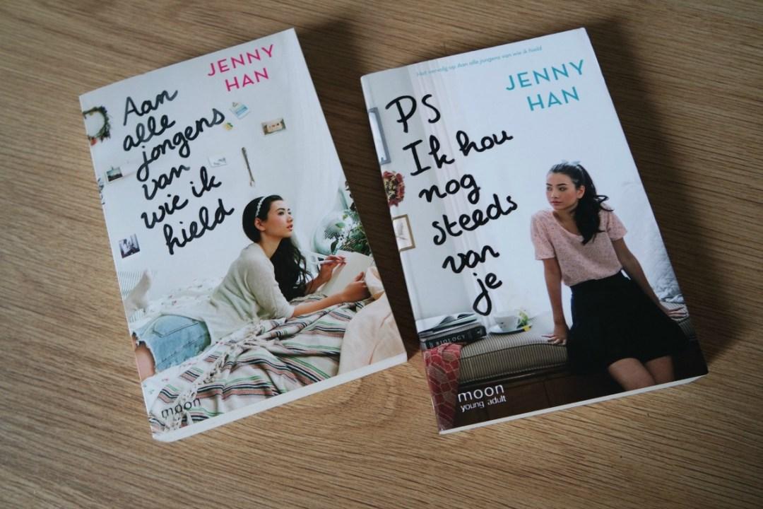 gesigneerde boeken van Jenny Han