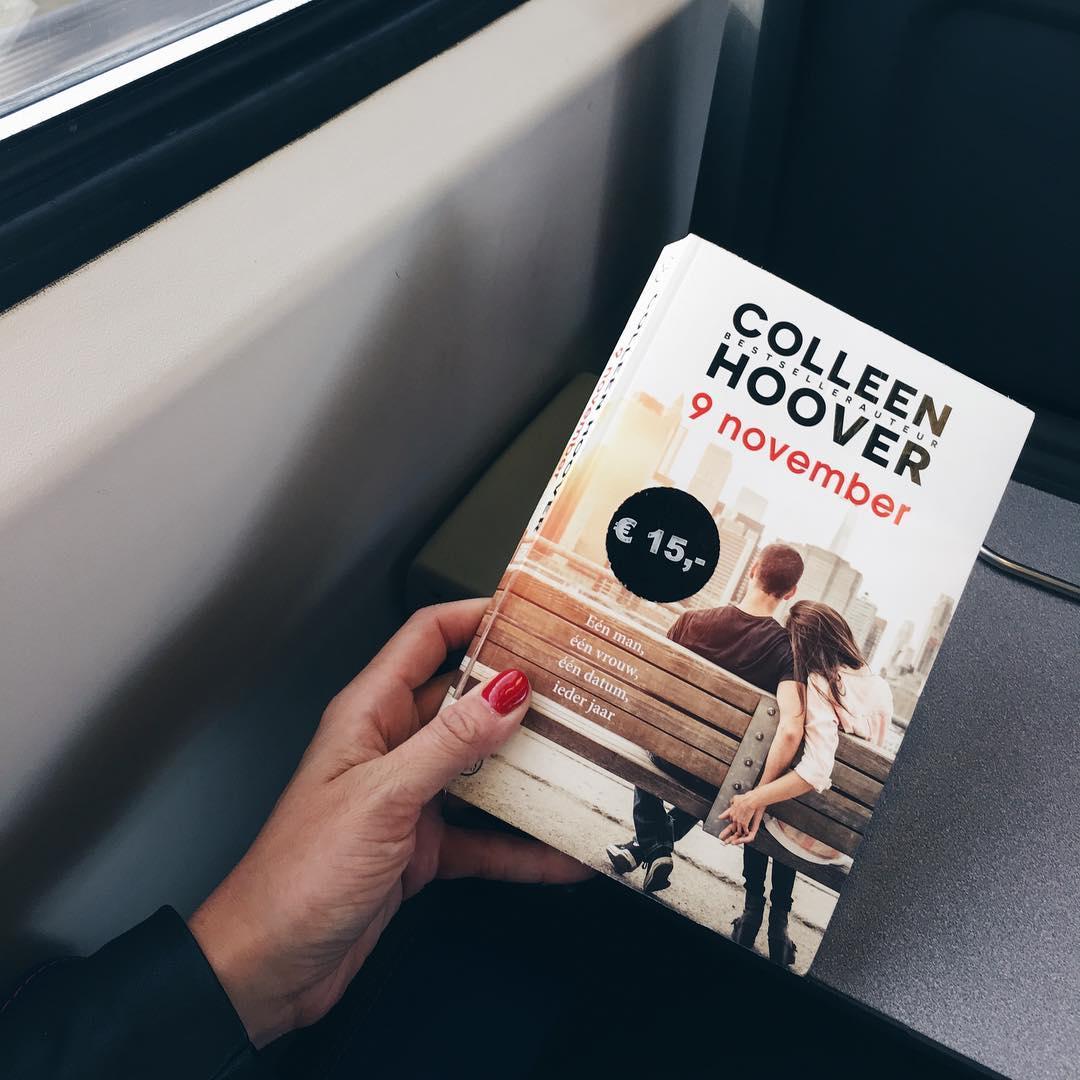boeken van Colleen Hoover
