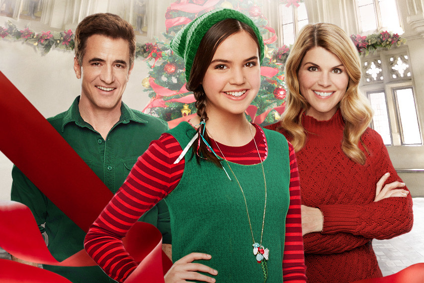 kerstfilms van Hallmark channel