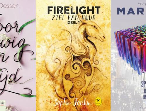 Young Adult boeken voor op je verlanglijstje