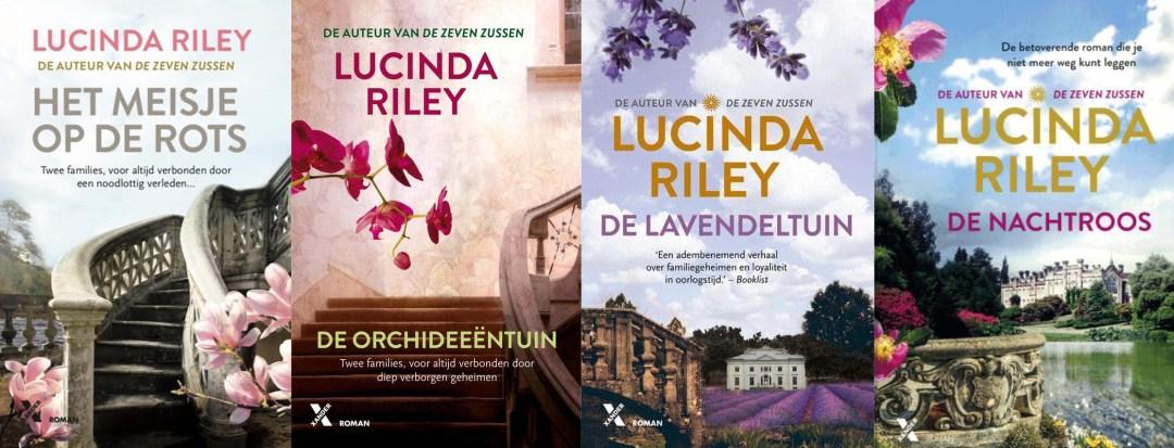 Alle Lucinda Riley boeken 1