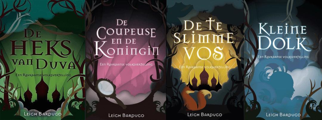 Dit zijn alle boeken van Leigh Bardugo 5