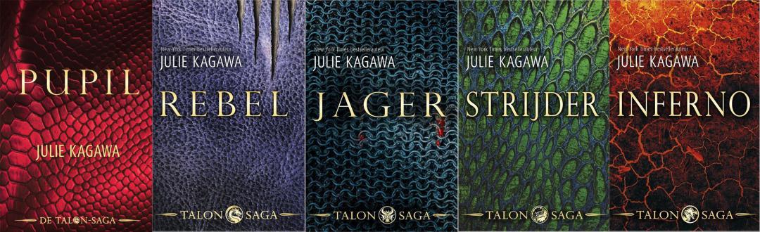 Volgorde van de Talon Saga