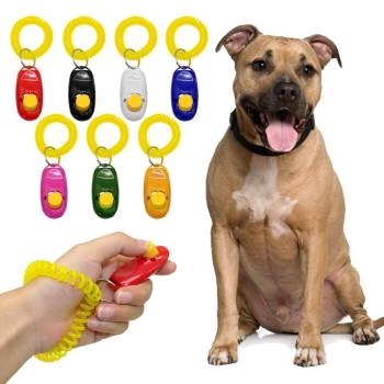 Dog's Training Clicker Dogs Training