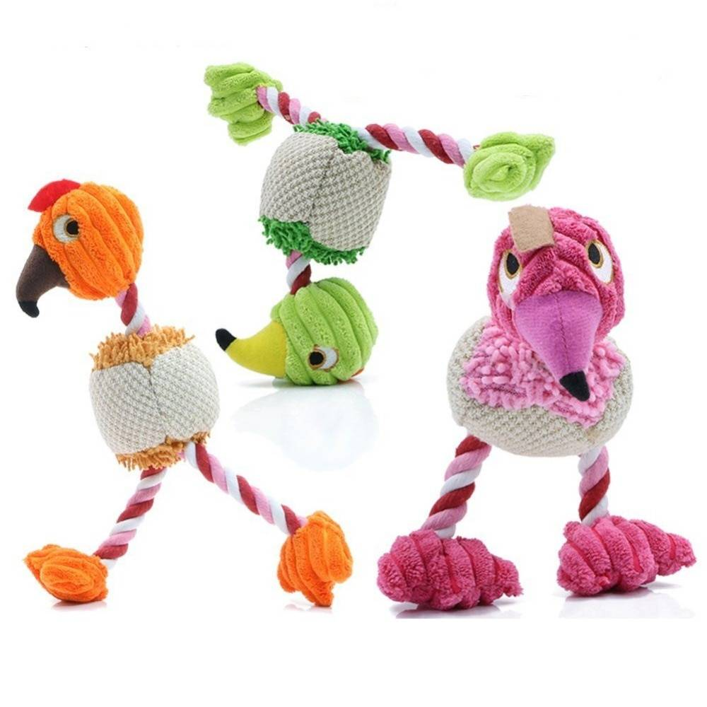 Cute Bird Shaped Toy for Dog Dogs Toys