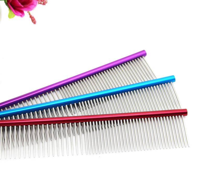 Professional Dog Grooming Comb Dogs Grooming & Care
