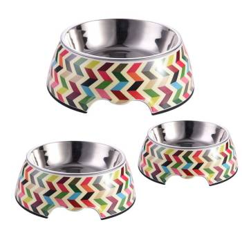 Non-slip Dog Feeding Bowl of 3 Sizes Dogs Feeding & Watering Accessories