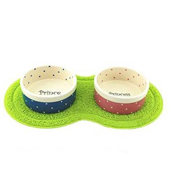 Pet Feeding Silicone Mat Cats Feeding & Watering Accessories