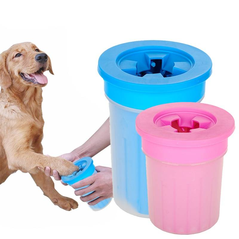 Pet Paws Washing Bottle Tool Dogs Grooming & Care