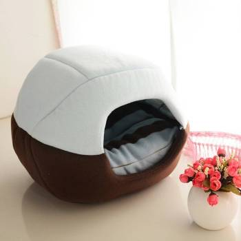 Dog's Foldable Soft Warm Bed Beds Dogs