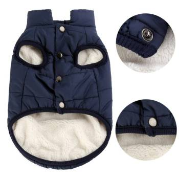 Fashion Windproof Outdoor Dog's Vest Clothing Dogs