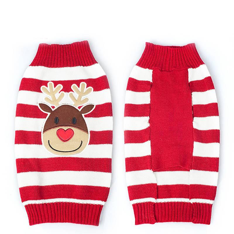 Dog's Christmas Sweater