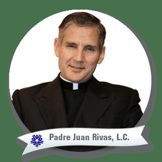 """Padre Juan Rivas, L.C. : """"Ningún sacerdote les va a ayudar, no quieren aceptar que ya no es una Iglesia sino dos..."""""""