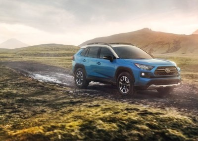 2020 Toyota RAV4 - Best SUV Lease Deals Right Now