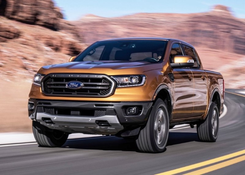 Ford Ranger Redesign - Most Affordable Trucks 2019