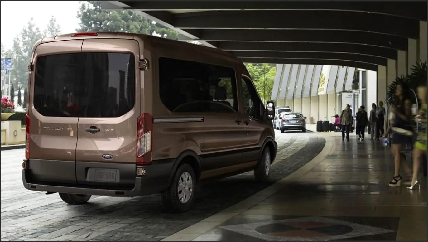 2020 Ford Transit 15 Passenger Van Rental