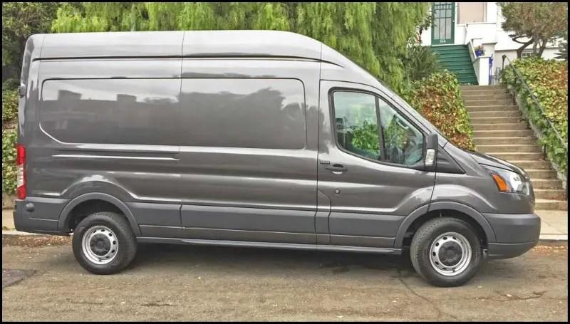 2020 Ford transit 12 Passengers Van Price & Trims