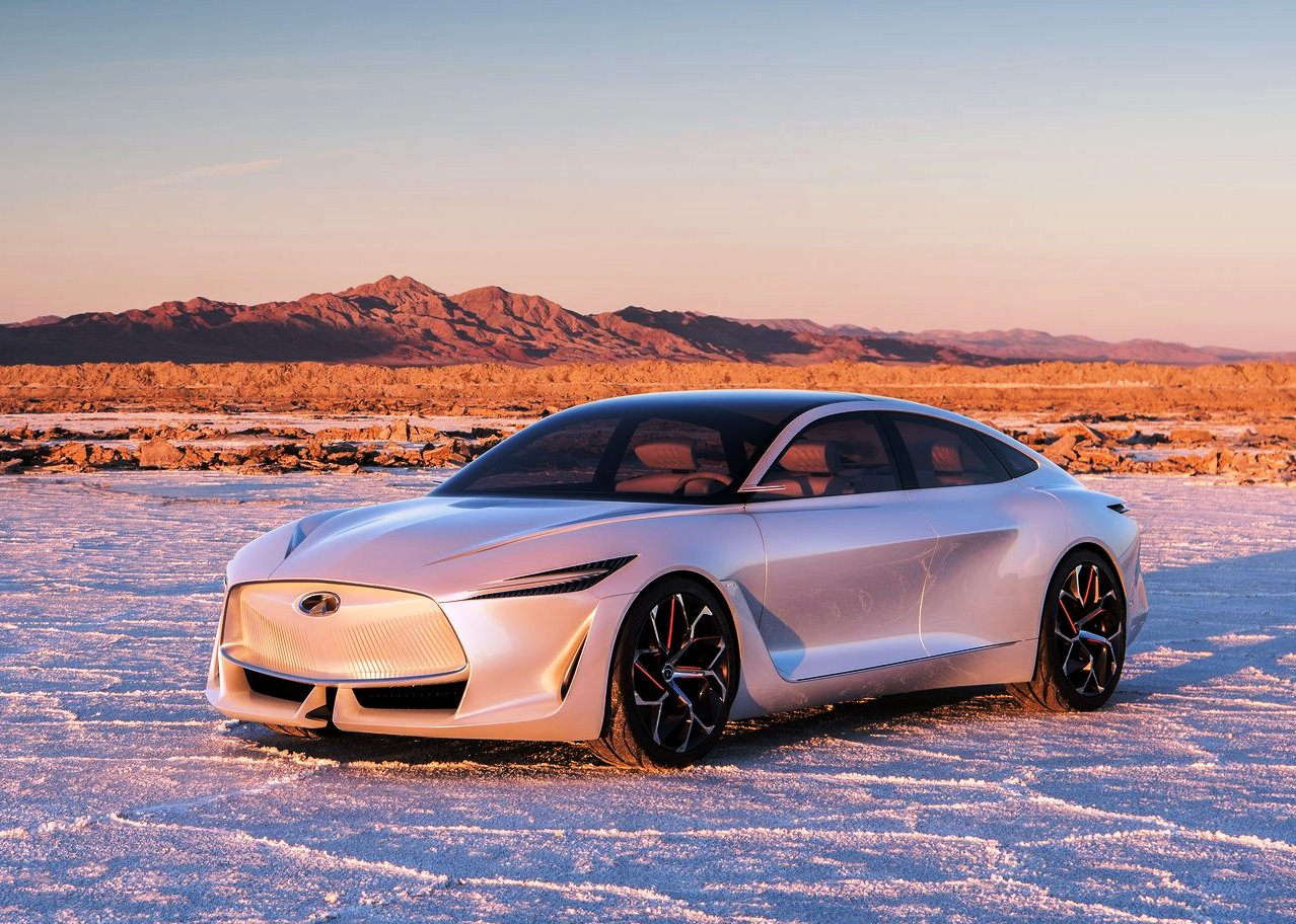 2020 Infiniti Q70 Come With Inspiration Q Name