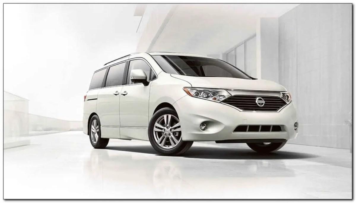 2020 Nissan Quest MiniVan Concept Design