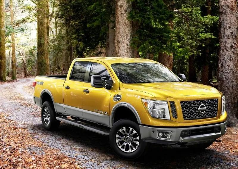 2020 Nissan Titan XD Diesel Price & Lease Options