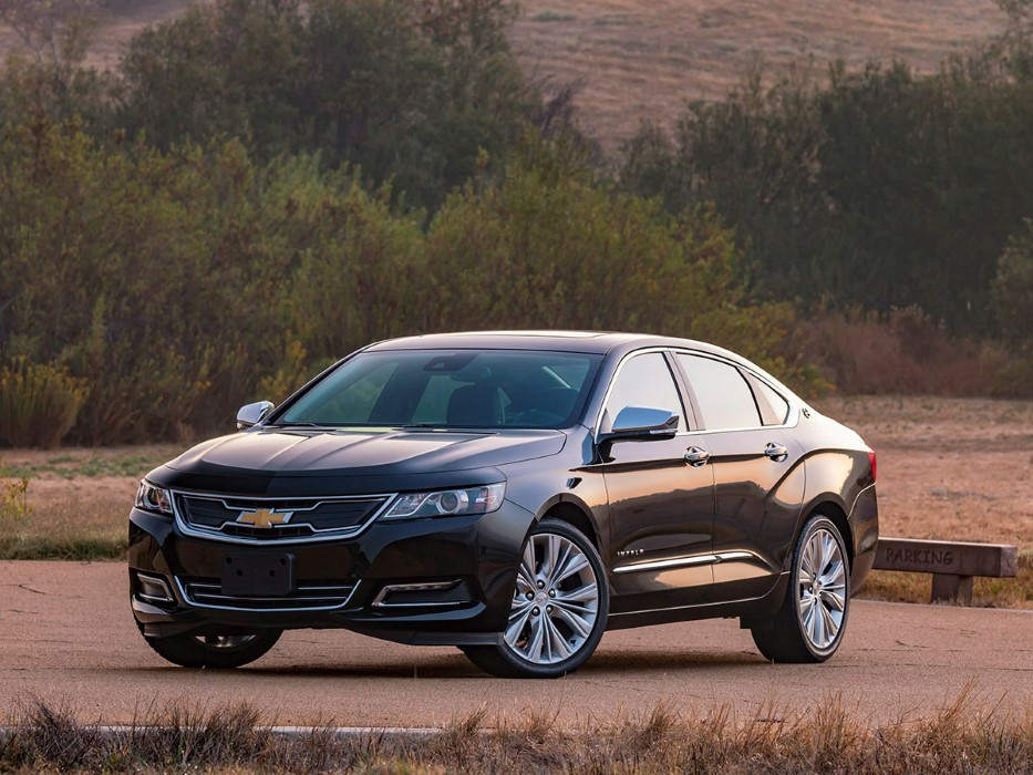 2020 Chevy Impala Concept Exterior & Interior