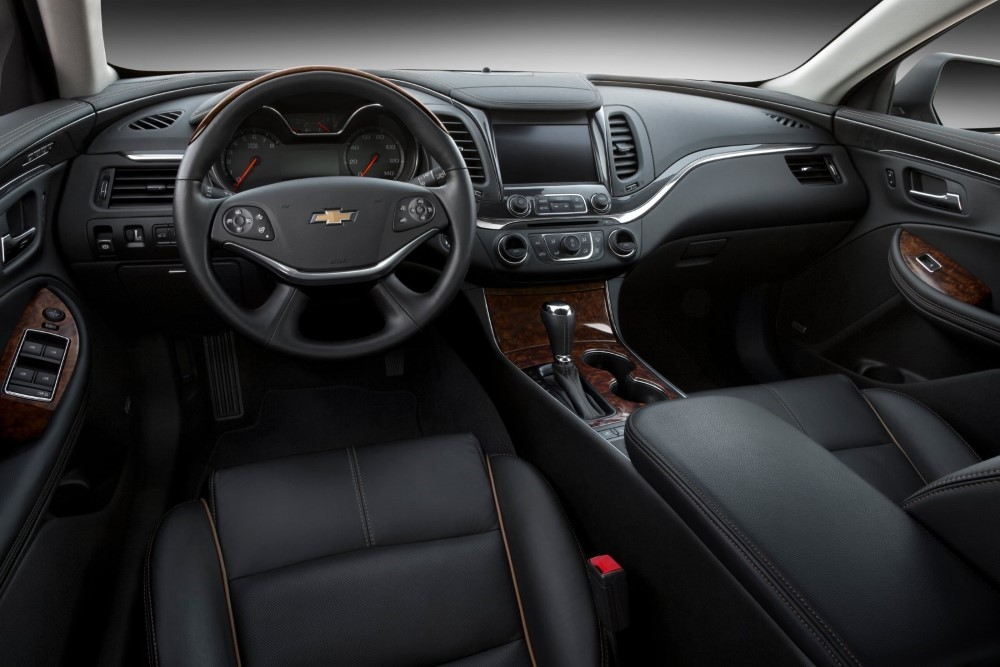 2020 Chevy Impala LTZ Interior & Features