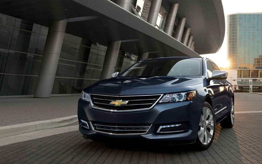 2020 Chevy Impala LTZ Redesign & Changes