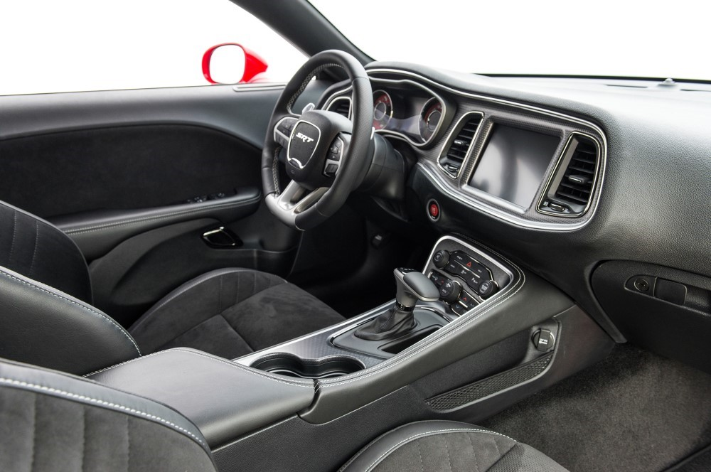 2020 Dodge Barracuda Interior Update