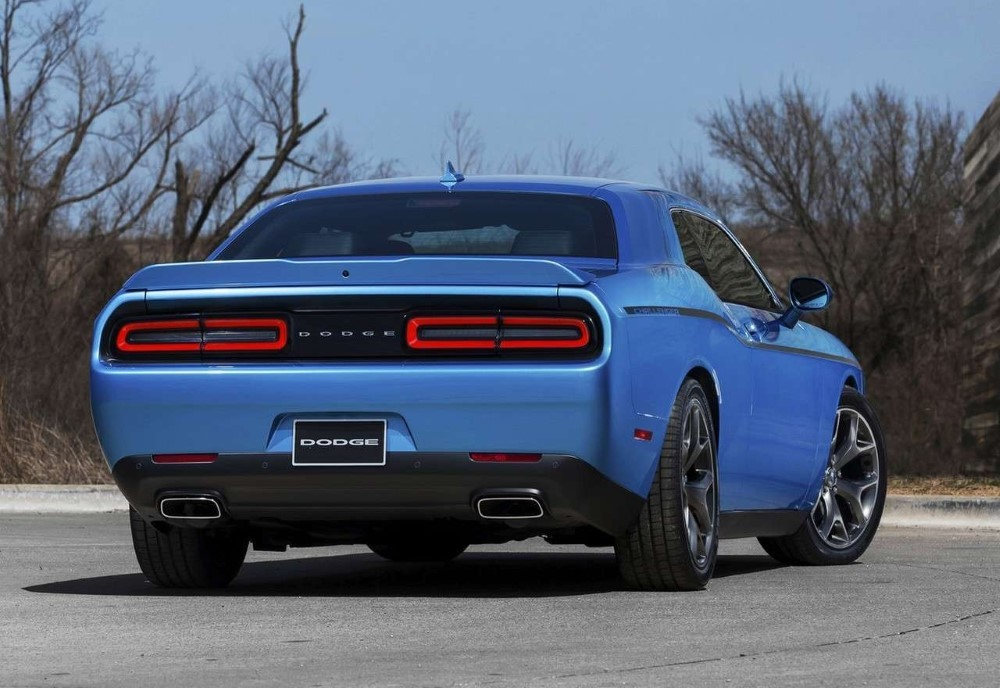 2020 Dodge Barracuda Specifications