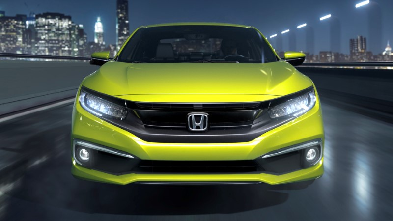 2020 Honda Civic Coupe Release Date and Price