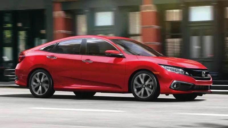 2020 Honda Civic Engine Specs & Fuel Economy